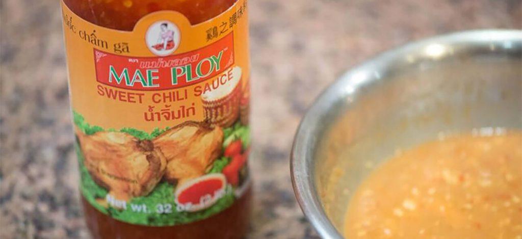 Southeast Asian Sweet Chili Peanut Sauce