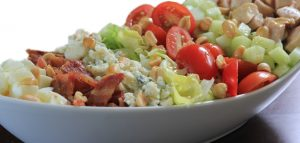 Peanut Cobb Salad
