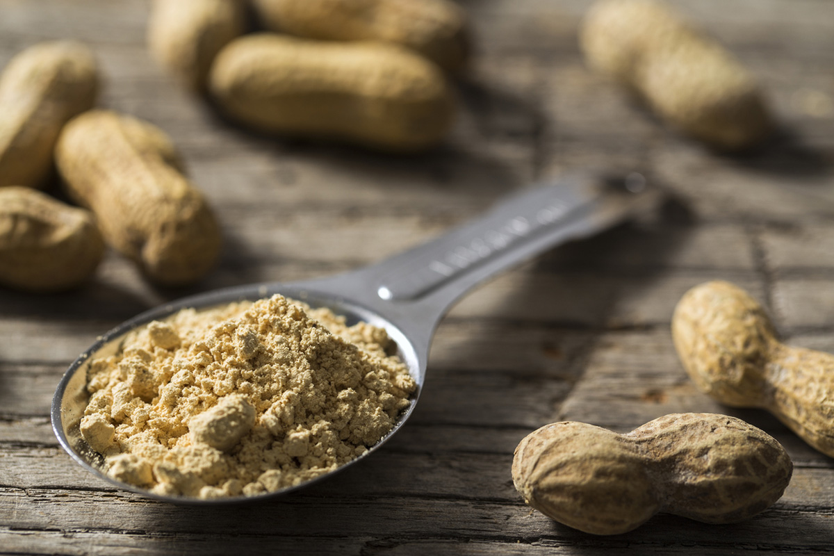 Peanut Flour, Peanut Powder & Peanut Butter Powder - The Peanut Institute