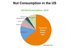 Nut Consumption in the US